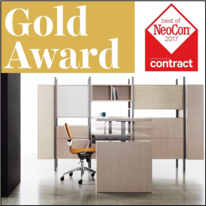 Prior To Taking Home The Coveted BoY Bulb Trophy Andavi Won Gold At Best Of NeoCon Awards